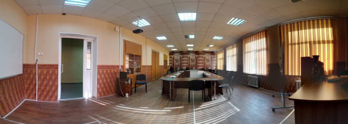 Панорама конференц-зала