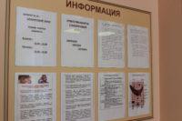 Информационный стенд в кабинете инклюзивного образования
