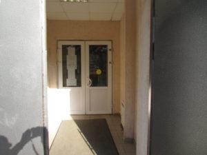 Двери коридора